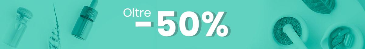 Outlet oltre -50%