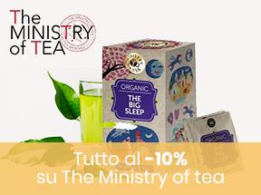Ministry of tea
