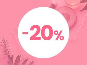 Outlet oltre 20%