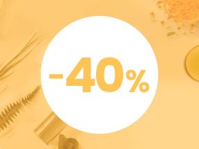 Outlet oltre 40%