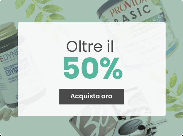 Outlet oltre 50%